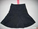 NOWA Żakardowa Elegancka spódnica 36 S