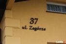Numer domu na elewację, bramę, skrzynkę pocztową