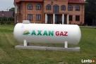 AXAN Gaz Propan, Zbiornik na gaz, Butla na gaz, Propan w sup Grzegorzew