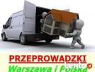 Tanie przeprowadzki Warszawa, profesjonalna firma.