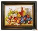 martwa natura obraz olejny 43 x 52 cm Limanowa