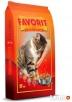 FAVORTI MIX ( Wołowina-drób-ryba) 15 kg Koty Wybredne KURIER Lipno