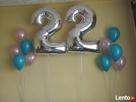 Napełnianie balonów helem Rybnik tel.883 644 900 - 8