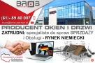 SPECJALISTE do Spraw Sprzedaży i Obsługi -RYNEK NIEMIECKI Buk