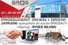 SPECJALISTE do Spraw Sprzedaży i Obsługi -RYNEK WŁOSKI Buk
