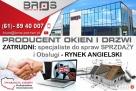 SPECJALISTE do Spraw Sprzedaży i Obsługi -RYNEK BRYTYJSKI Buk