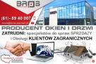 SPECJALISTE do Spraw Sprzedaży i Obsługi -KLIENT ZAGRANICZNY Buk