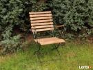 FOTEL ogrodowy śliczne KRZESŁO OGRODOWE - wiosenna kolekcja - 3
