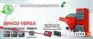 Kocioł Tekla DRACO VERSA 17 KW ( do 170 m2 ) 5 Klasa emisji - 1
