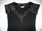 ORSAY piękna bluzeczka Satynowy Haft 38 M - 5
