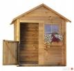 Domek ogrodowy dla dzieci- MATEUSZ