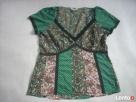 NEXT Bluzka Tunika łączone wzory Bawełna 48 - 1