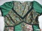 NEXT Bluzka Tunika łączone wzory Bawełna 48 - 6