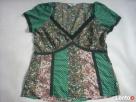 NEXT Bluzka Tunika łączone wzory Bawełna 48 - 5