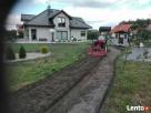 Mini-Traktor->PORZĄDKI OGRODU-Glebogryzarka,Koszenie,Kraków - 2