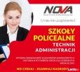 Uzyskaj tytuł zawodowy- Technik administracji! Bydgoszcz