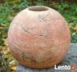 Ceramiczna kula ogrodowa 29 cm. mrozoodporna. - 1