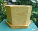 Sprzedam ceramiczną donicę mrozoodporną. 50 x 50 cm. - 2