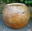 Ceramiczna kula ogrodowa 29 cm. mrozoodporna. - 3