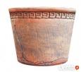 Sprzedam ceramiczną donicę mrozoodporną. 50 x 55 cm.