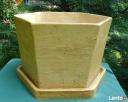 Sprzedam ceramiczną donicę mrozoodporną. 50 x 50 cm. - 1