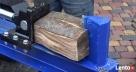 Łuparka do drewna -wypożyczalnia, wynajem narzędzi Kozienice - 3