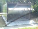 Garaż blaszany Blaszak wiata 3x6 WZMOCNIONY PRODUCENT Turek