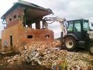 Wyburzenia Budynków Domu Hale Garaż Stodoła Prace Sprzętowe