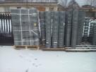panele ogrodzeniowe,siatka ,slupki - 8