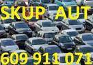 Skup Aut t.609911071 Kartuzy okolice kupię każde auto złom - 1