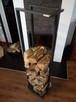 Stojak na drewno wysoki - 2