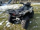 Zderzak bumper tylny Yamaha Grizzly 550 700