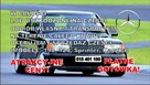 mercedes sprinter,kaczka ,volkswagen lt,t3,ford transit,