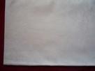 Materiał 140x152cm Biały Adamaszek Tłoczone kwiatki na obrus