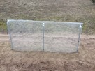 płotki naprowadzające płazy z siatki stalowej - 4