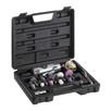 Szlifierka trzpieniowa pneumatyczna + akcesoria w walizce - 2