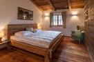 Łóżka ze starego drewna