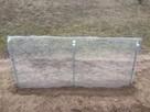 płotki naprowadzające płazy z siatki stalowej - 3