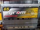 Akumulator GROM 12V 65Ah/650A