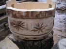 Donice z litego drewna - 1