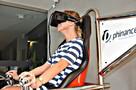 Symulator WRC 5D VR i platformy 9D VR do wynajęcia