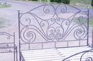 Kowal wykona ogrodzenie, balustradę, meble z kutego żelaza -