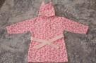Szlafrok różowa pantera rozm. 12-18 m-cy - 1