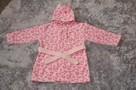 Szlafrok różowa pantera rozm. 12-18 m-cy - 5