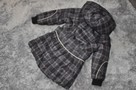 Płaszcz dziewczęcy rozmiar 116 - 2