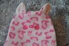 Szlafrok różowa pantera rozm. 12-18 m-cy - 4