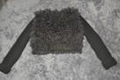 Kudłaty sweterek dla modnisi rozm. 152 - 4