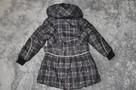 Płaszcz dziewczęcy rozmiar 116 - 5