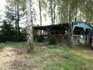 Działka rekreacyjna nad jeziorem, Brzeźno, koło Szczecinka - 3