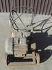Silnik 5,5kw na kólkach na 3 fazy